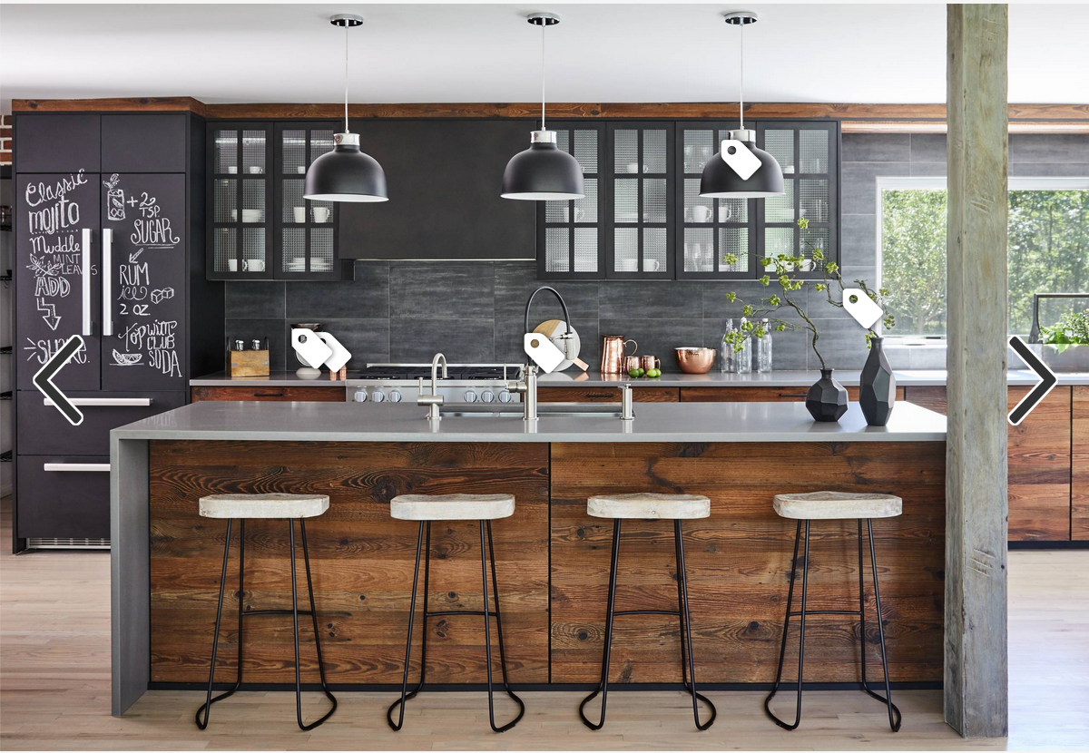 Best From Houzz Modern Kitchen Cabinets Contemporary Kitchen 400 x 300