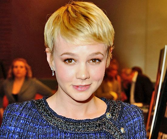 The Ingenue Pixie: Carey Mulligan blond color may not be everyone's favorite, but her chic cut certainly is. This rounded pixie is a flirty, retro style that's decidedly feminine, and it works best on those with delicate features or oval faces with medium hair.