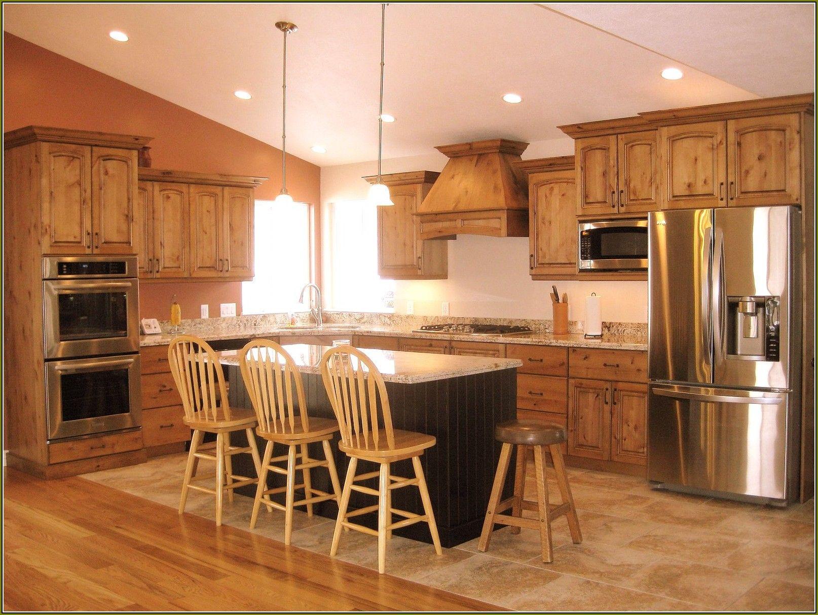 Knotty Alder Kitchen Cabinets   Home Design Ideas   Alder ...