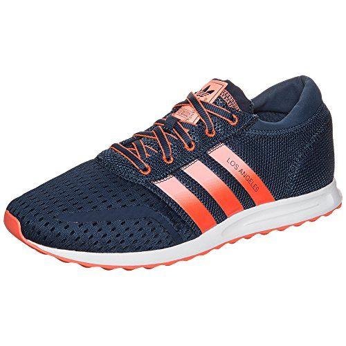 adidas Unisex Erwachsene Los Angeles Sneaker Blau 41 1/3 EU