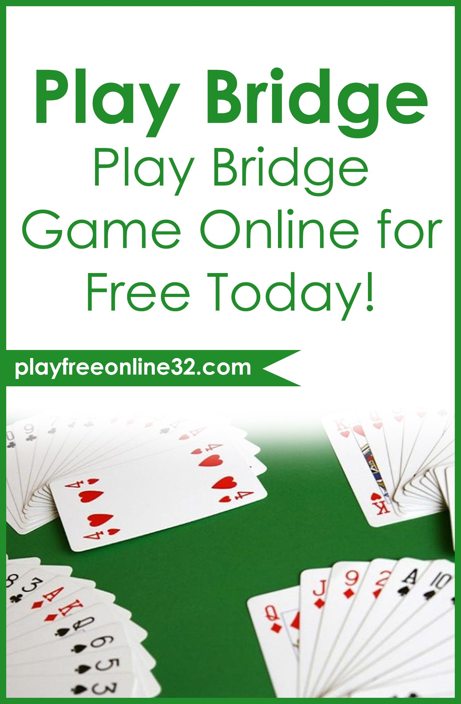 Bridge online play bridge card game for free bridge