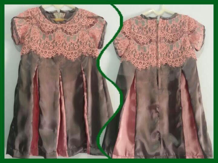 Dress bayi  dresses i made  Pinterest