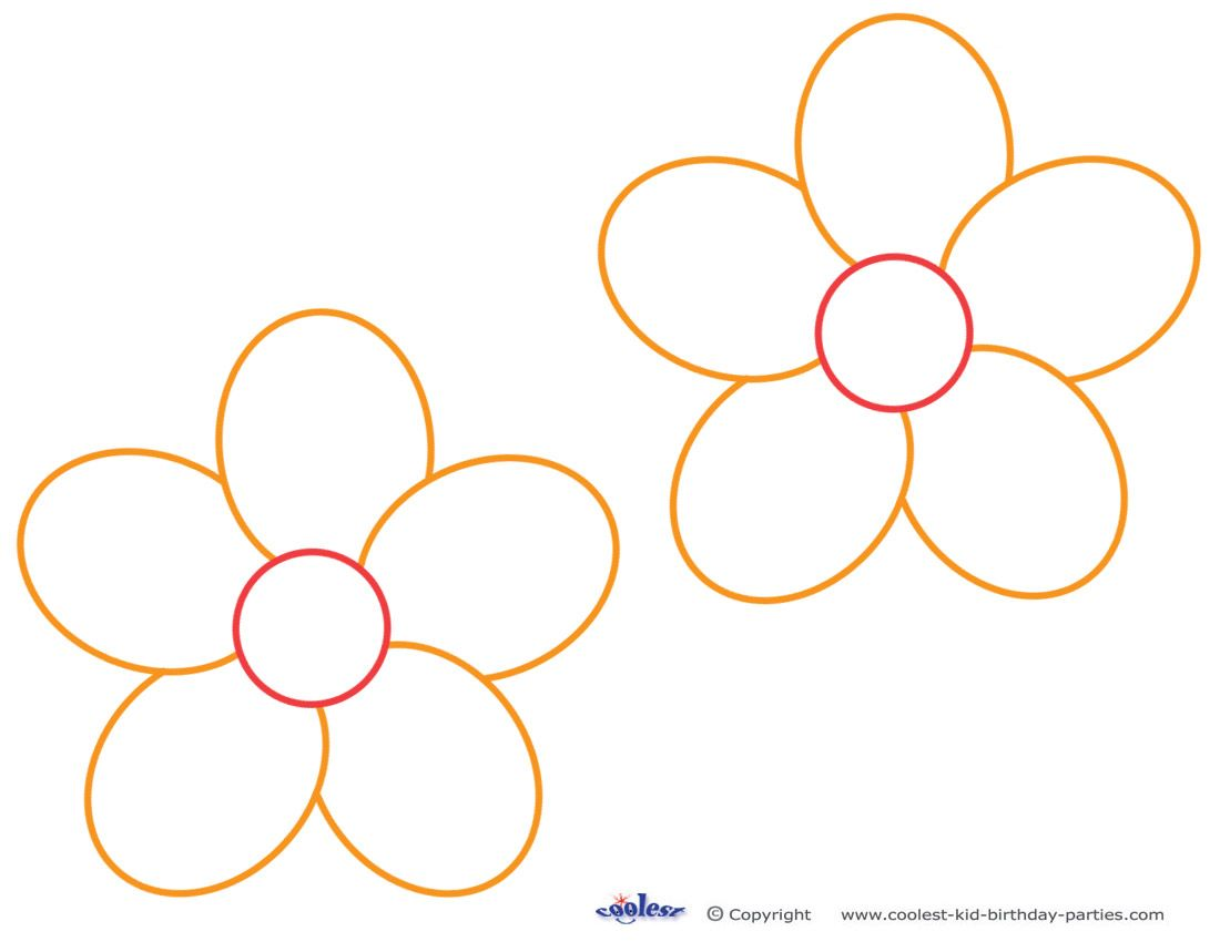 Printable images of flowers stock flower images pinterest coloring pages free printable flower stencil templates cliparts izmirmasajfo