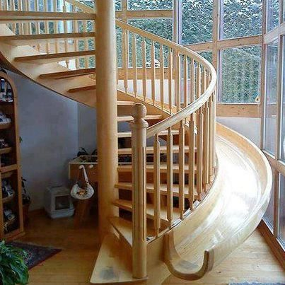 Funny Stairway
