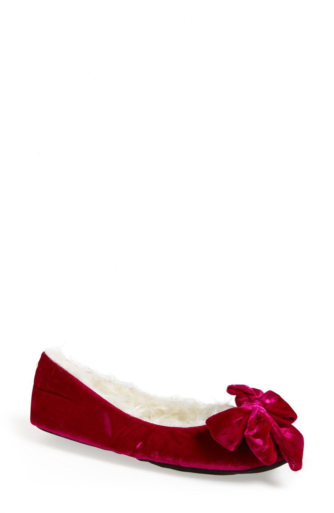 kate spade new york'scarlett' moccasin slipper (Women)