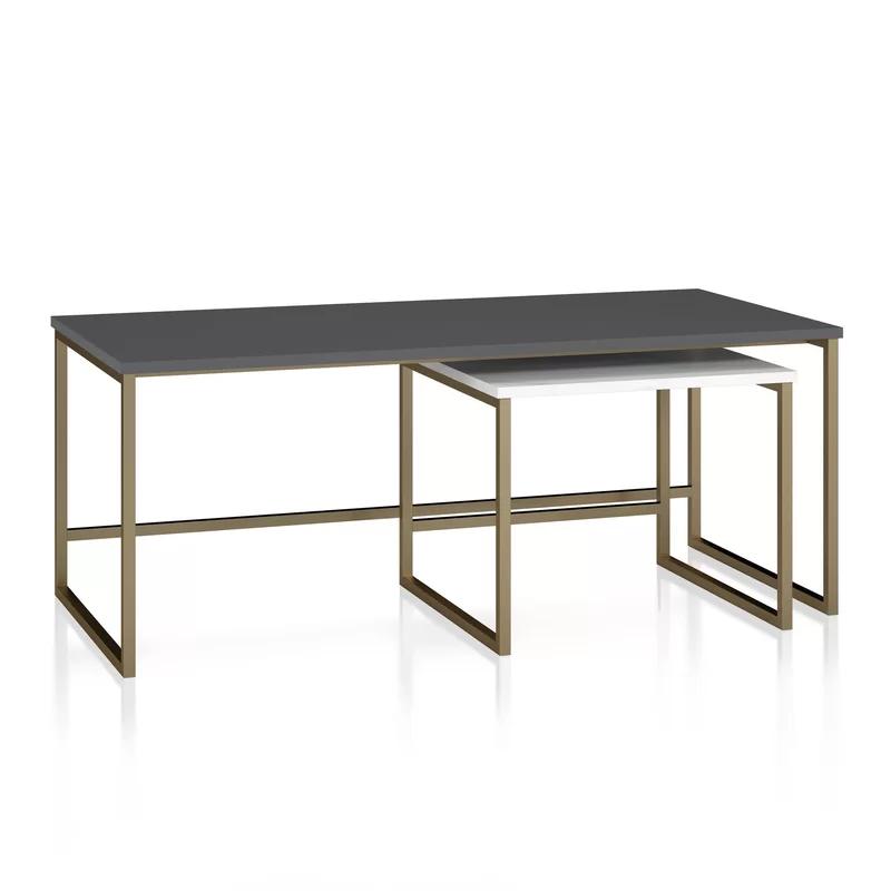 Best Scarlett 2 Piece Coffee Table Set In 2019 Apartment 400 x 300