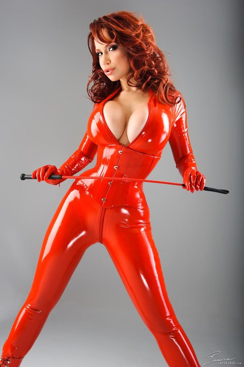 Bianca Beauchamp Lady In Red Rubb 163 R D Ll Fashion