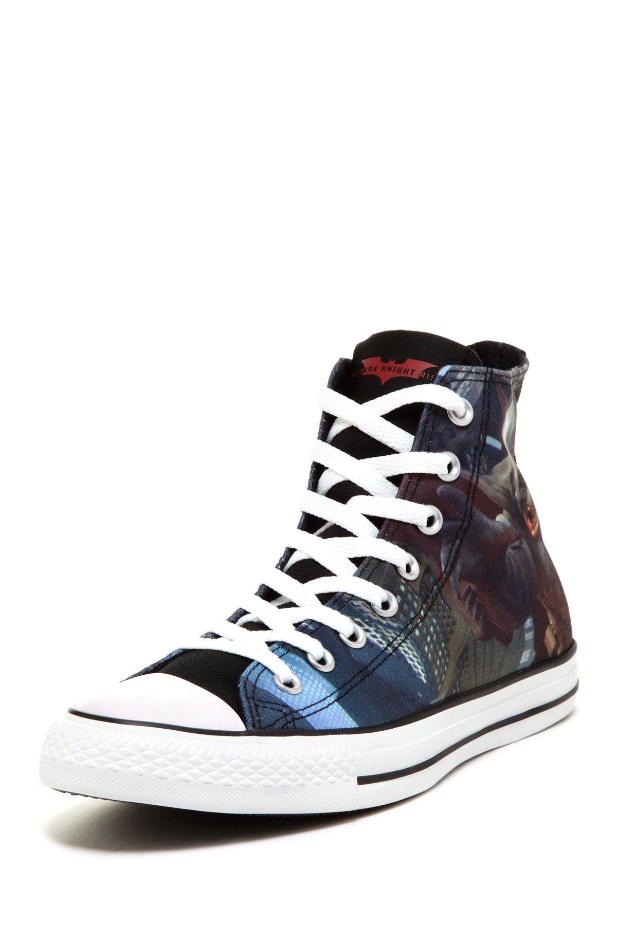 23578c524ff7 Converse Chuck Taylor DC Comics Batman High Top Sneaker