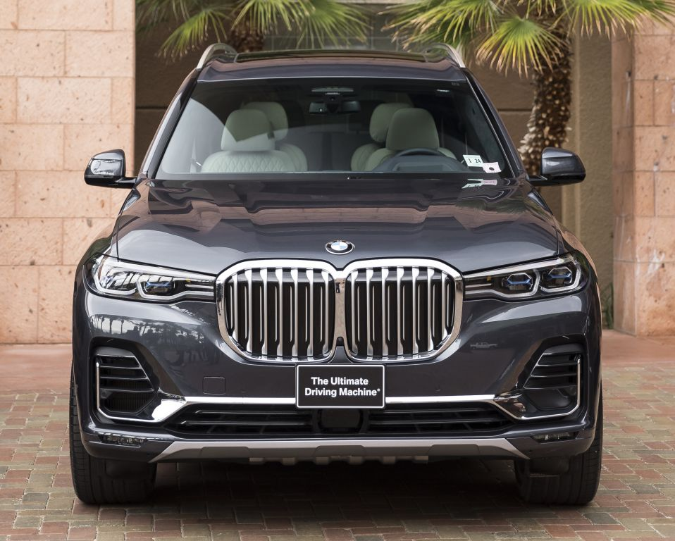 2020 Bmw X7 Xdrive40i Design Pure Excellence G07 2019 Bmw X7 Luxury Cars Range Rover Bmw Cars