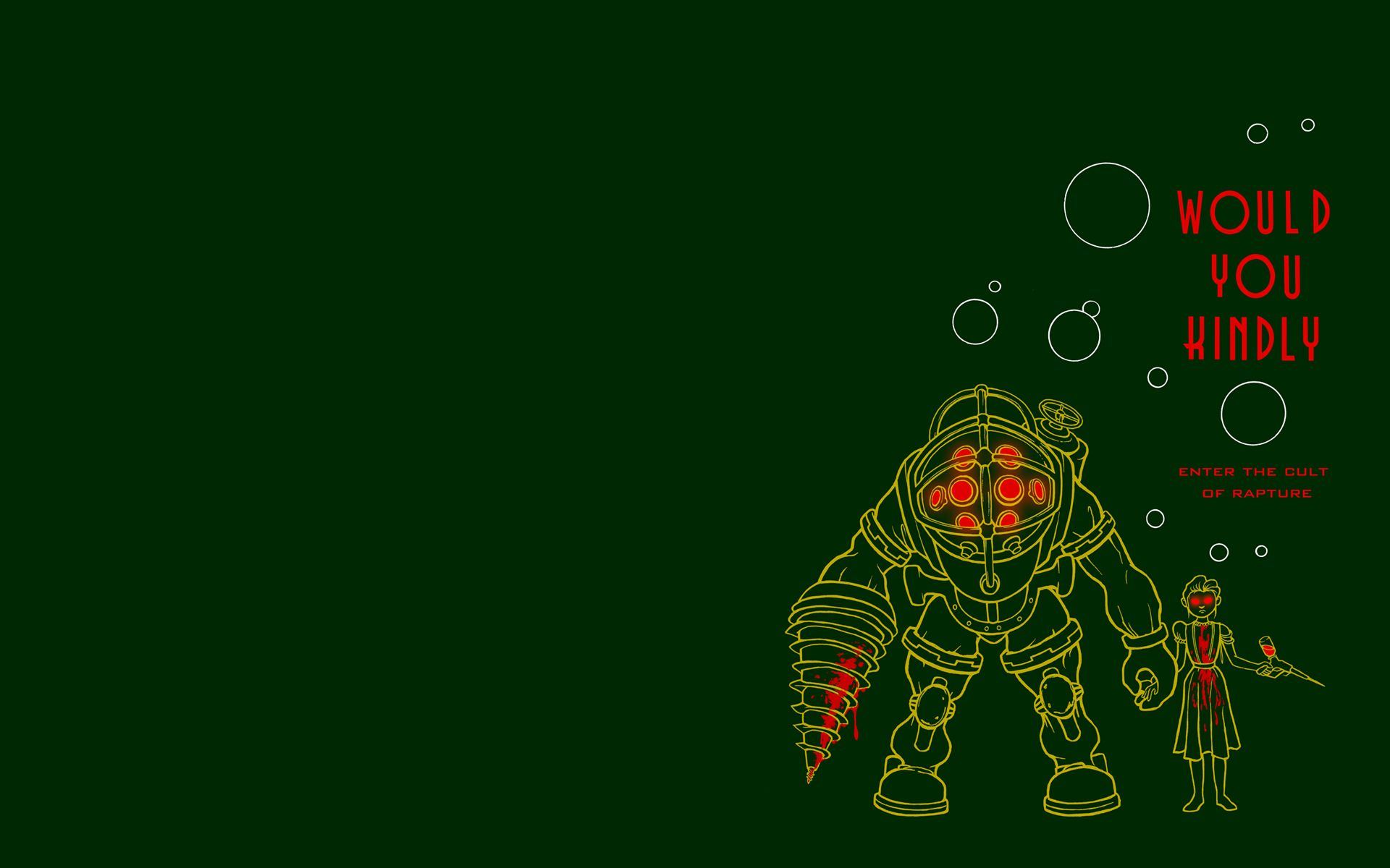 Bioshock HD Wallpapers Backgrounds Wallpaper