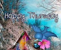Happy Thursday Good Morning May The Lord Bless You