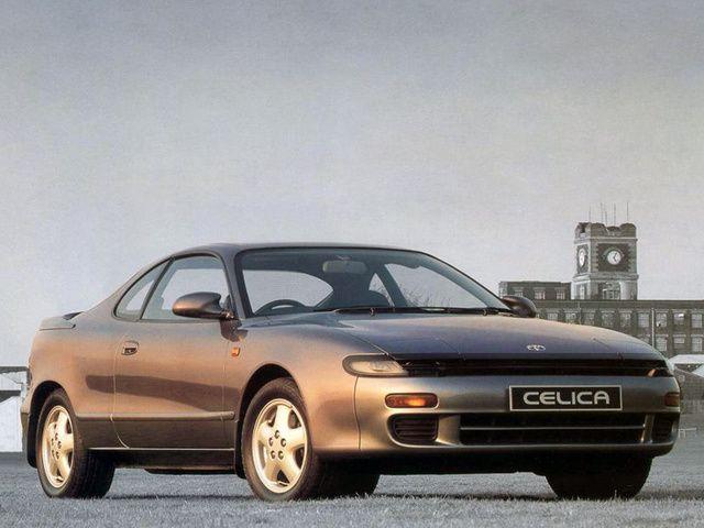 1989 Toyota Celica GT UK