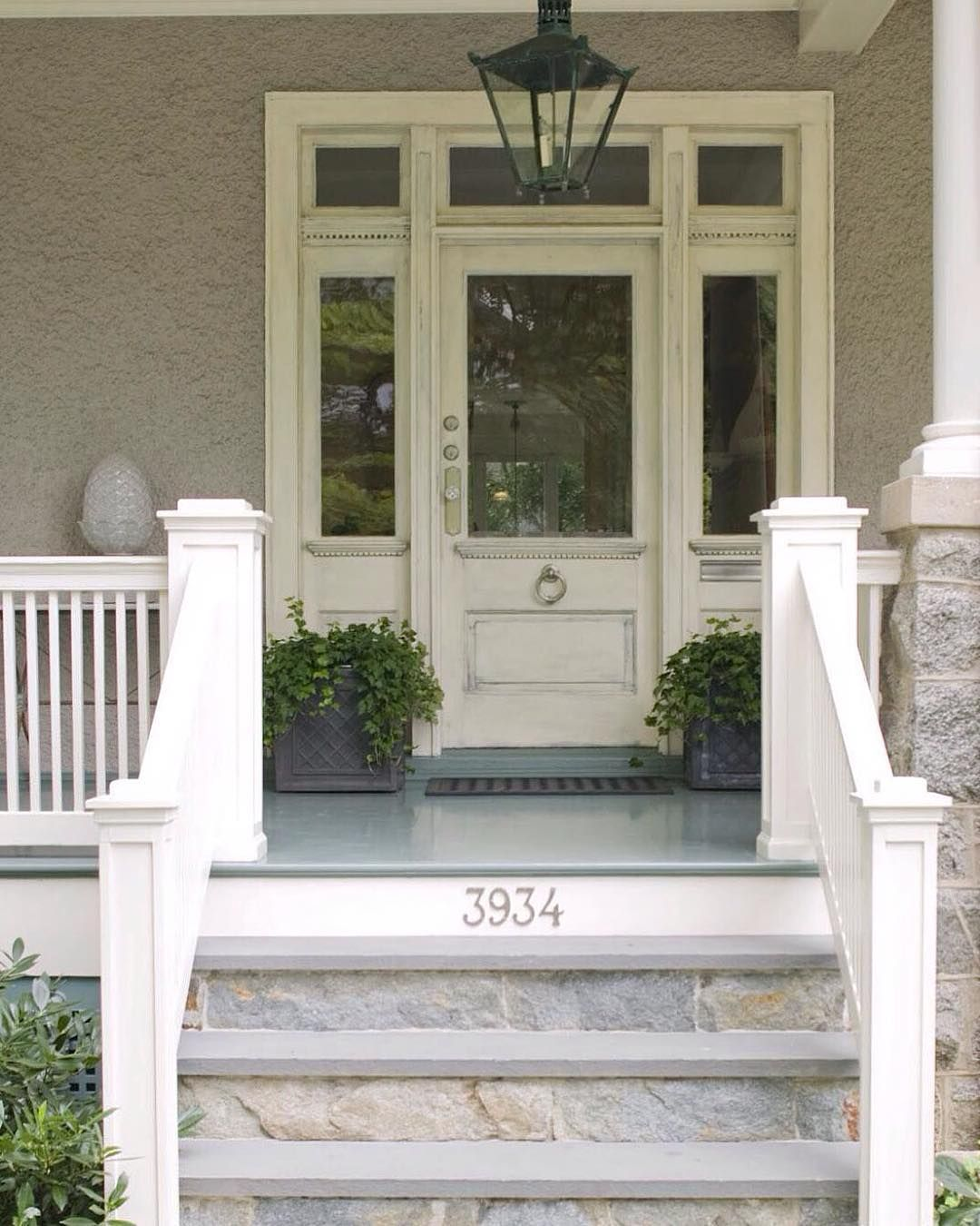 Best Flashback To Our First Old House Renovation The Porch Was 400 x 300