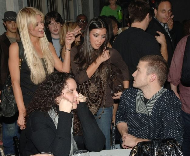 When They Looked Totally Uncool Talking To Justin Timberlake