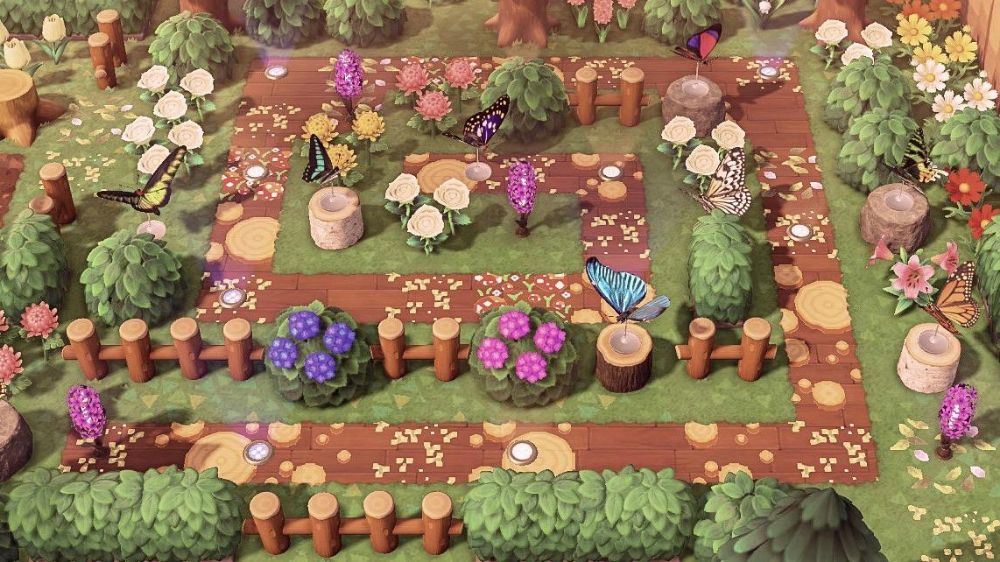 "Animal Crossing New Horizons on Instagram: ""Butterfly ..."