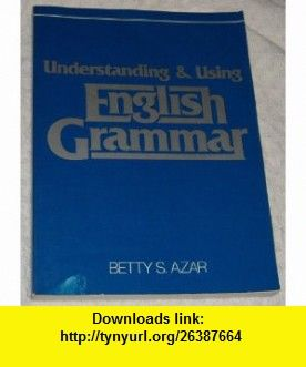 Understanding and using english grammar workbook book a (azar.
