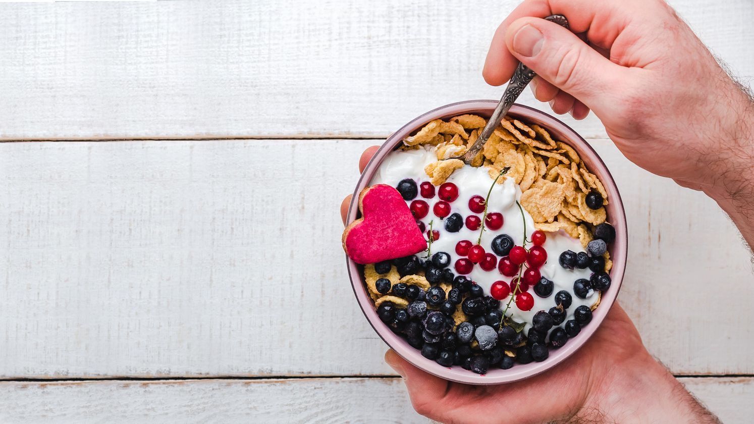 Why Yogurt Is Great For Guys