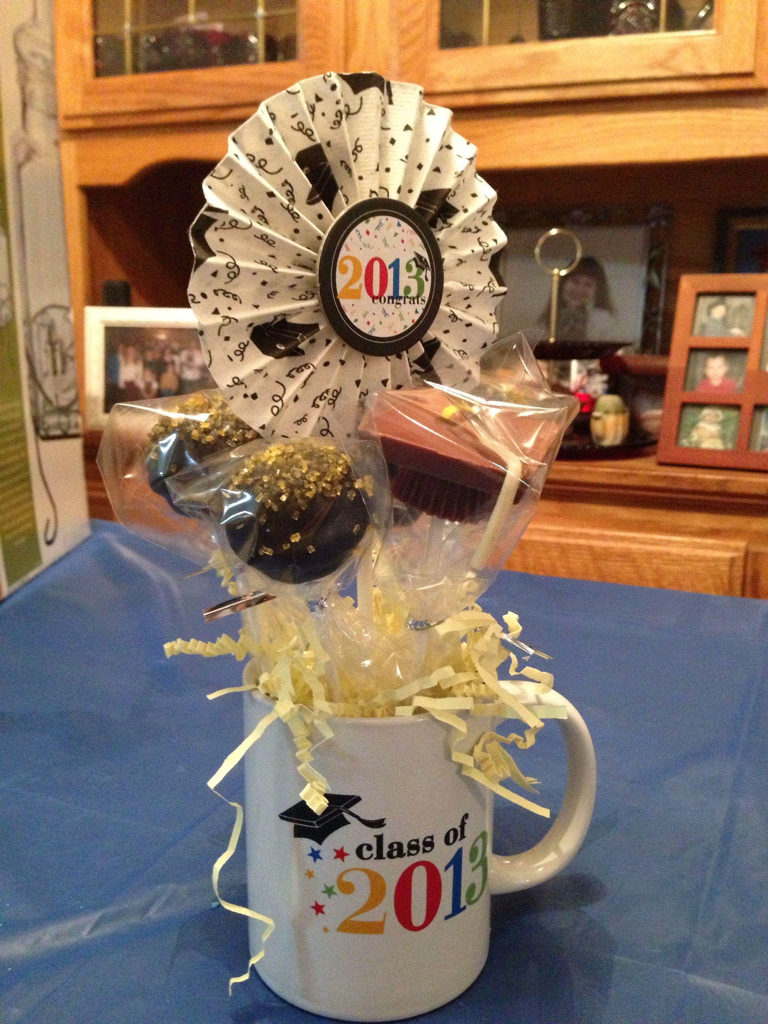 Graduation cake pops with images graduation cake pops