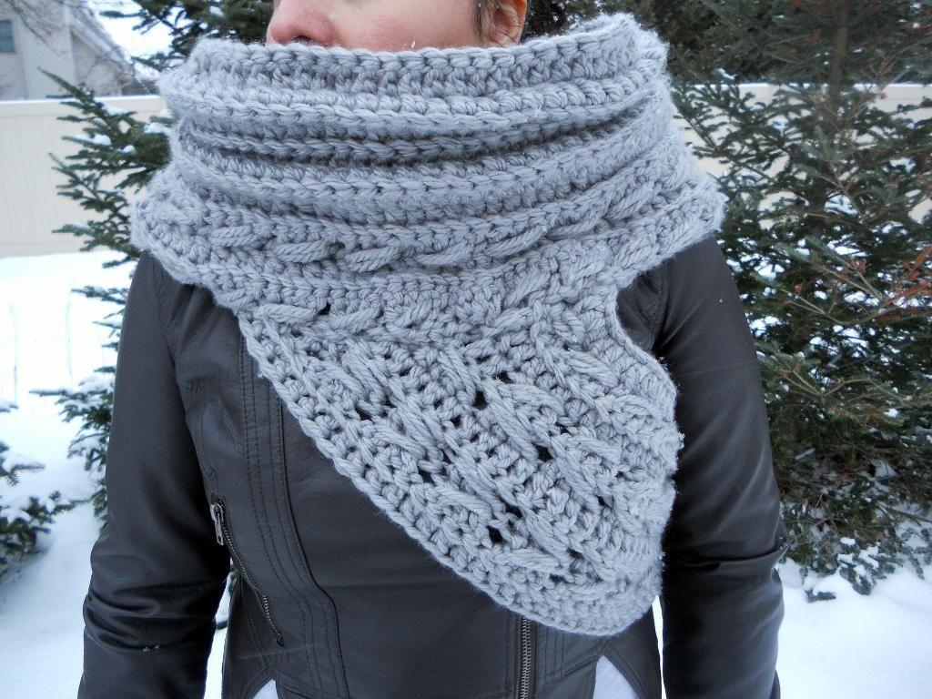Katniss Cowl neck ... by ashleysme3215315 | Crocheting Pattern ...