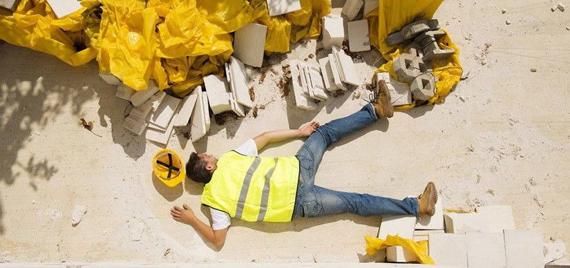 Injured at work? Don't panic! Our personal injury