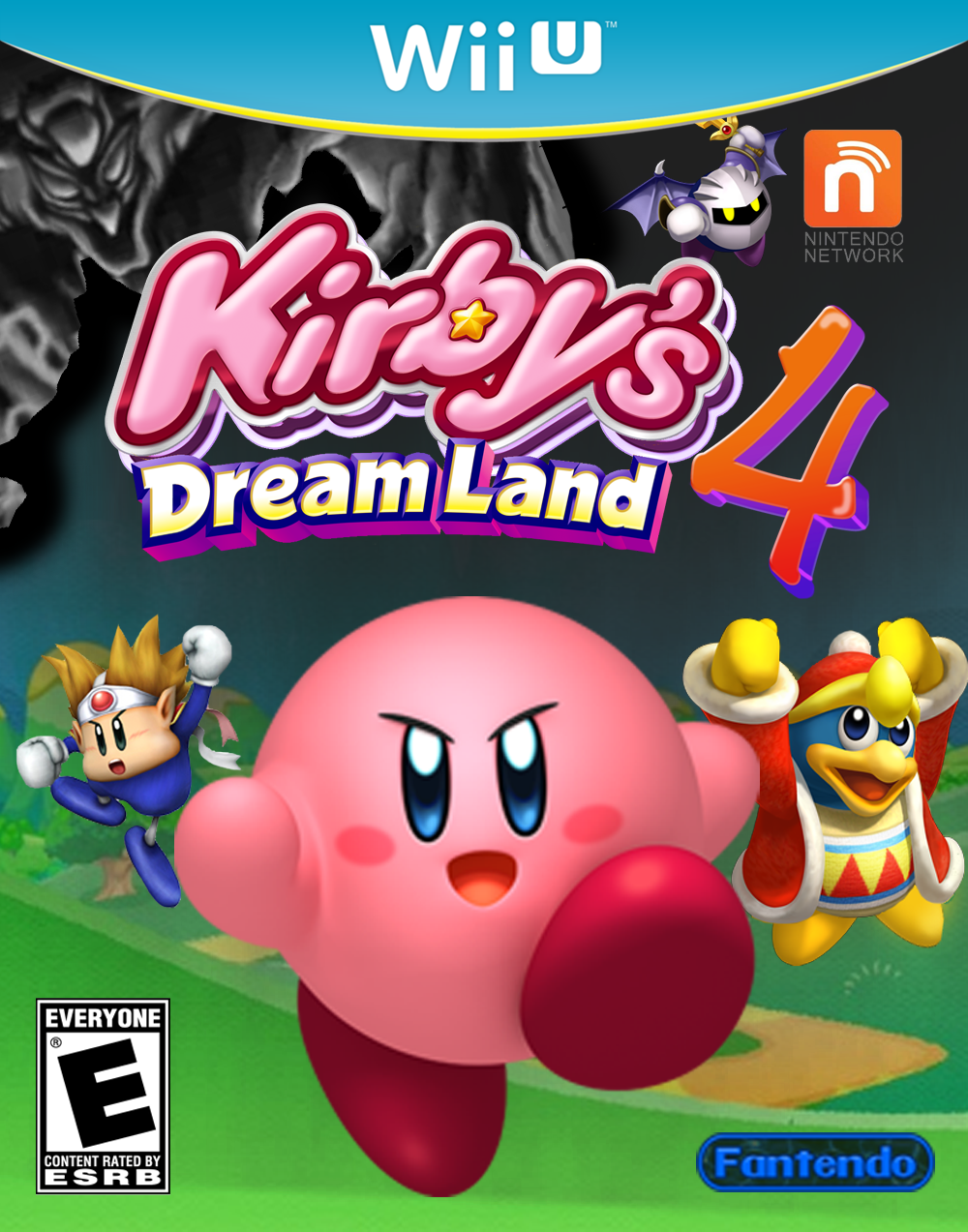 Kirby's Dream Land 4 | kirby's helpers | Nintendo, I am game