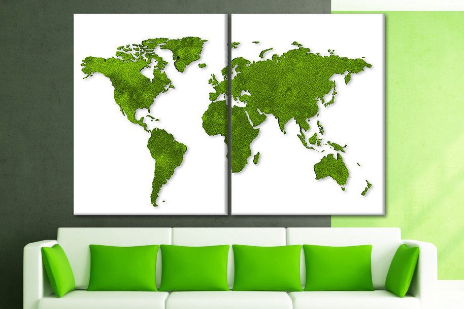 Wooden map large world map poster split art world map canvas wooden map large world map poster split art world map canvas personalize map canvas wall art map of the world for wall world map stretched gumiabroncs Image collections