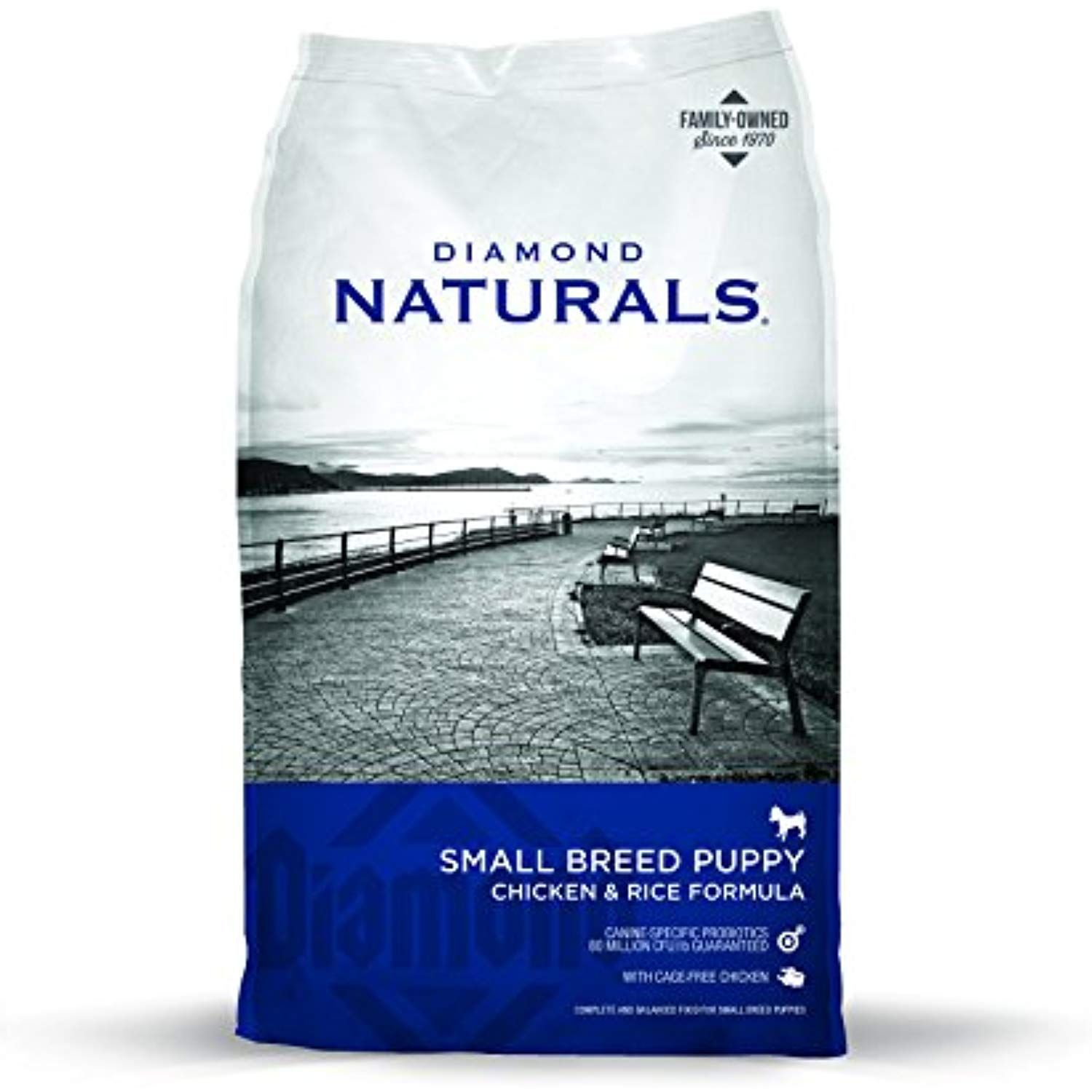 Diamond naturals small breed puppy real meat recipe