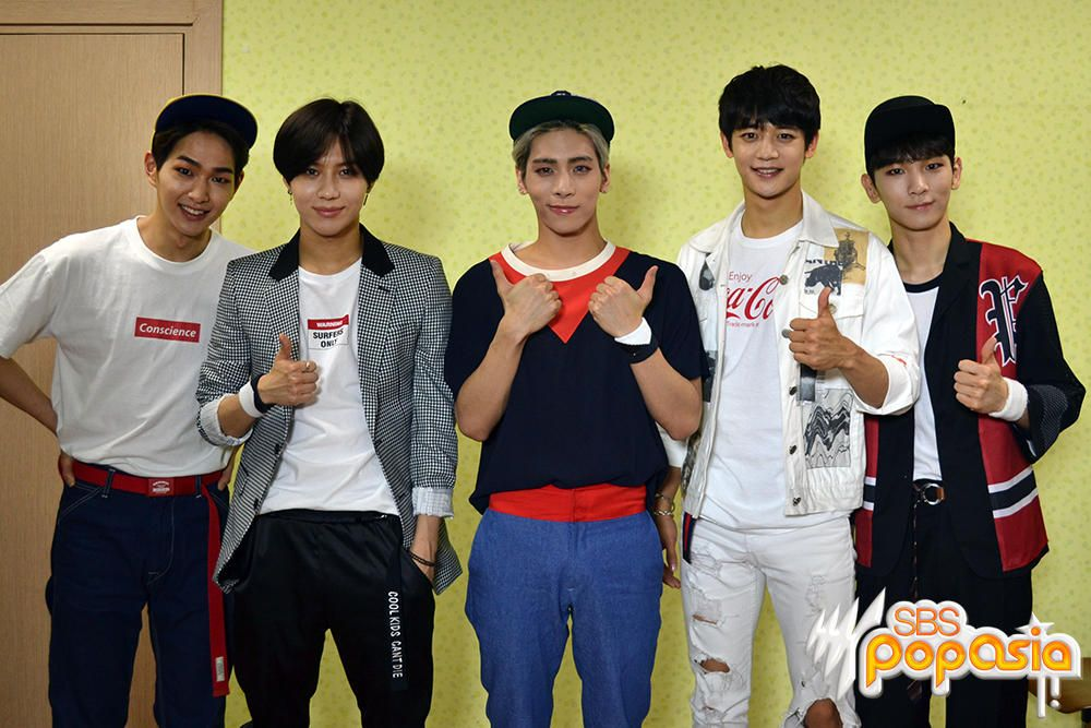 Andy Trieu K Pop Idols In South Korea Sbs Popasia Shinee Kpop Idol Jonghyun