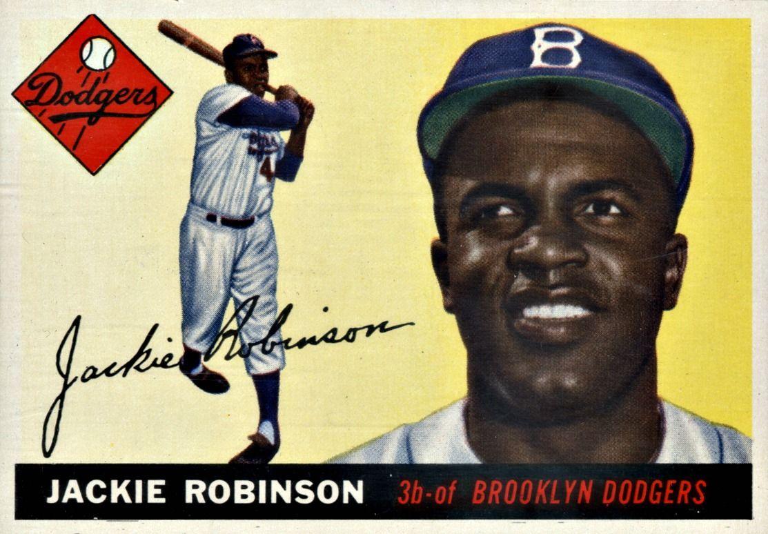 50 Jackie Robinson Brooklyn Dodgers Jackie robinson