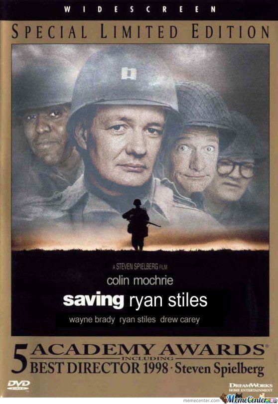 Saving Private Ryan Stiles