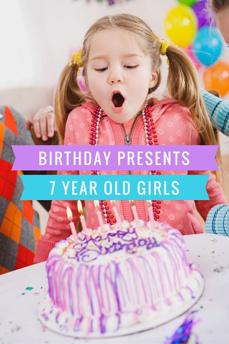 The VERY BEST Birthday Presents For 7 Year Old Girls