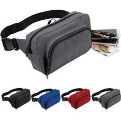 Photo of Bg53 BagBase Organiser Waistpack BagBase