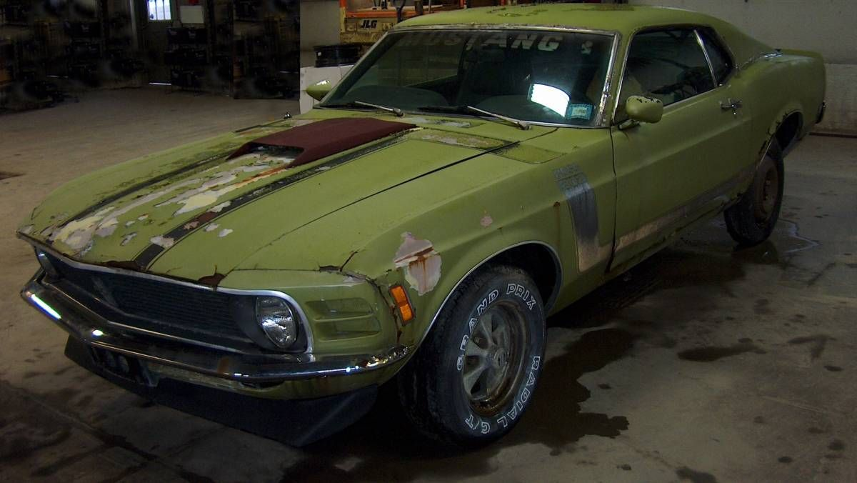 1970 Mustang -- Too Far Gone? - http://barnfinds.com/1970-mustang ...