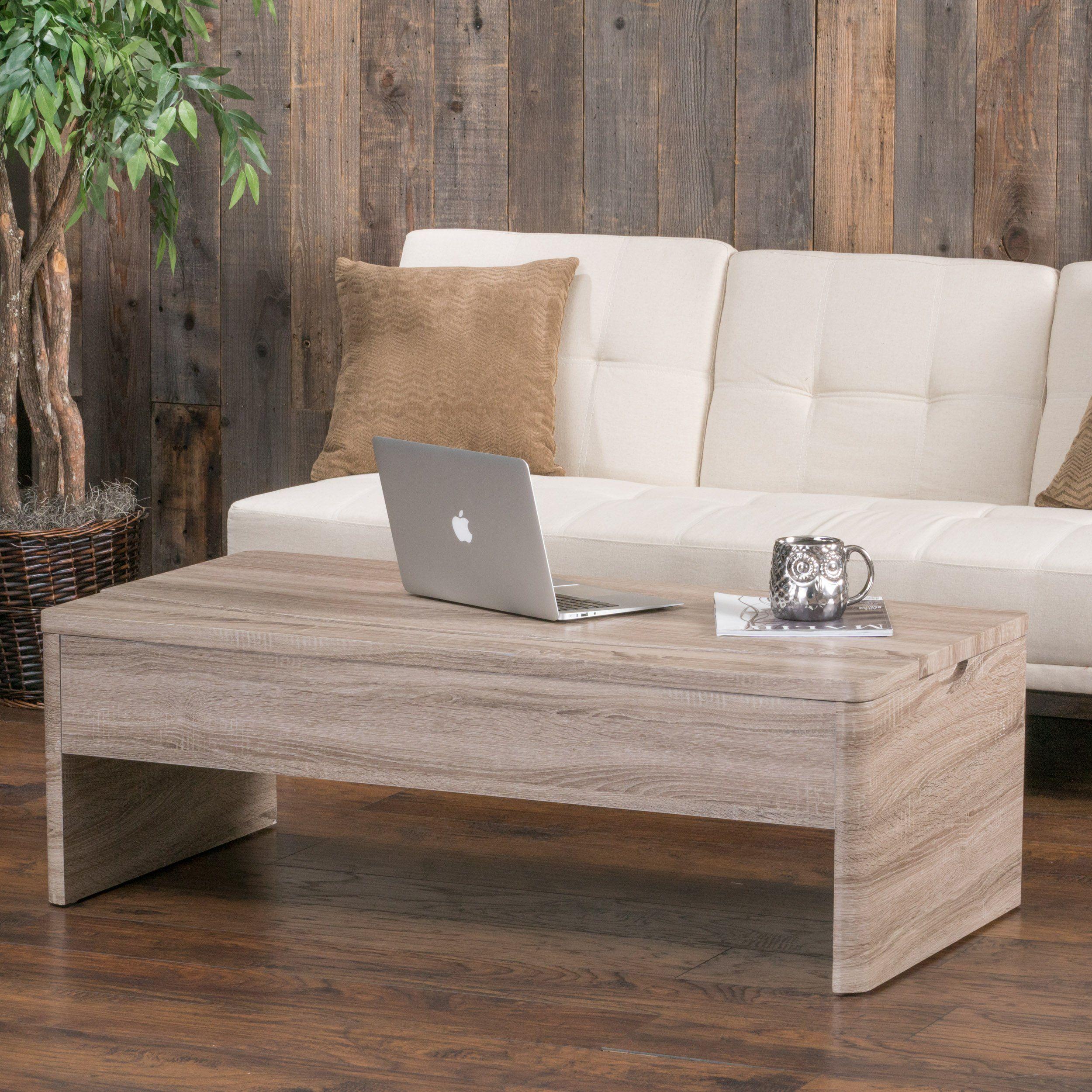 Mackinac Lift Functional Coffee Table Coffee Table Wood Coffee Table Coffee Table With Storage