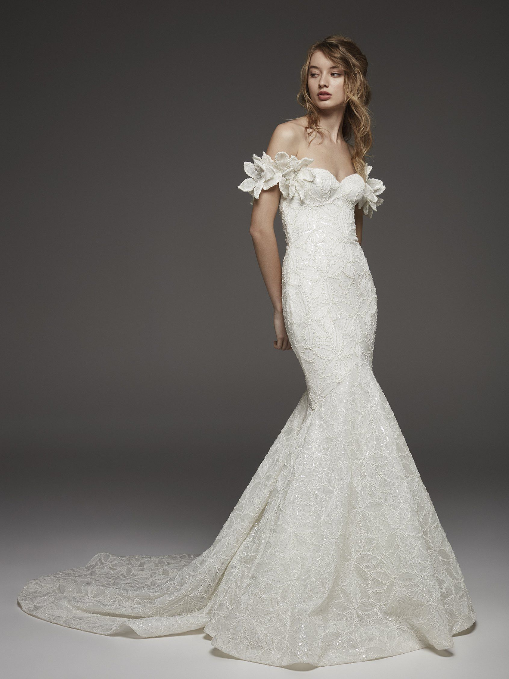 51c7ca4d31b0 Atelier Pronovias HECHIZO – Ellie s Bridal Boutique (Alexandria