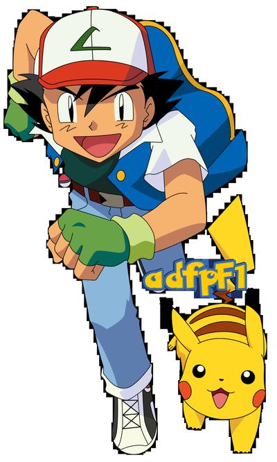 Ash Os Y Pikachu 02 By Adfpf1 Pokemon Poster Ash Pokemon Cute Pokemon Wallpaper