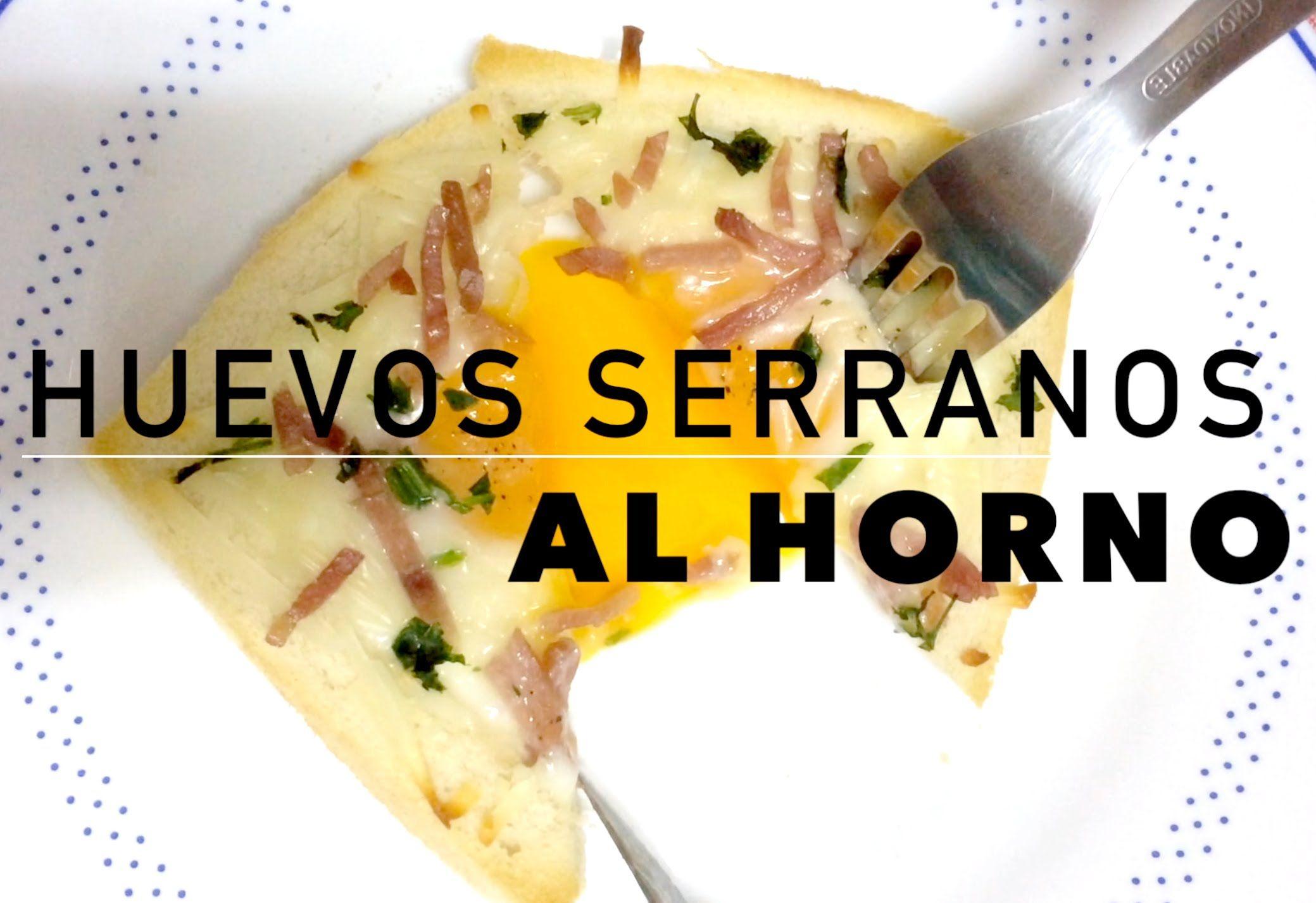 HUEVOS SERRANOS | ACOMERYPUNTO
