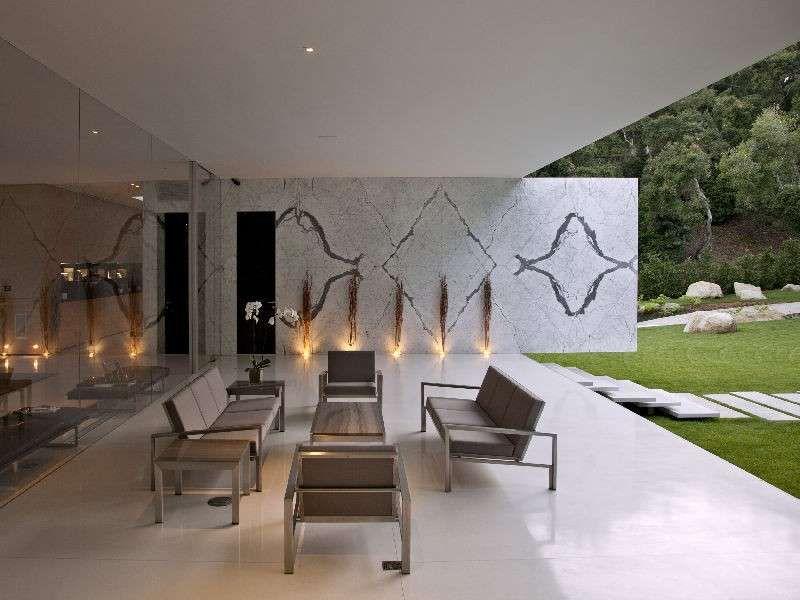 Arredare Una Veranda Coperta Vetrate Esterno Giardino
