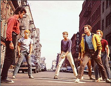 The 1000 Movie Journey: West Side Story: Dance Fight!