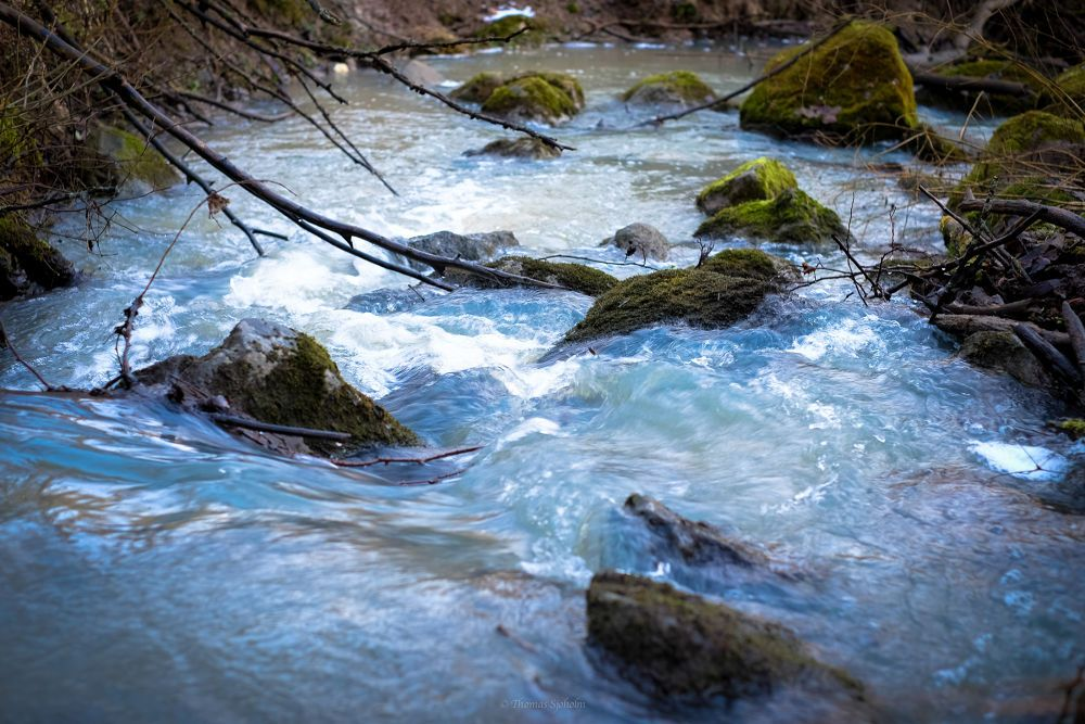 Spring water by thomashigginznaz