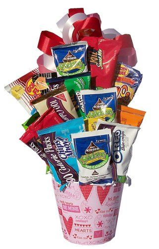 Dieters Gift Basket For Valentine S Day To View Further For This