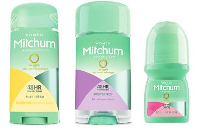 graphic regarding Mitchum Deodorant Printable Coupon called Superior Really worth $2/1 Mitchum Deodorant Printable Coupon (+