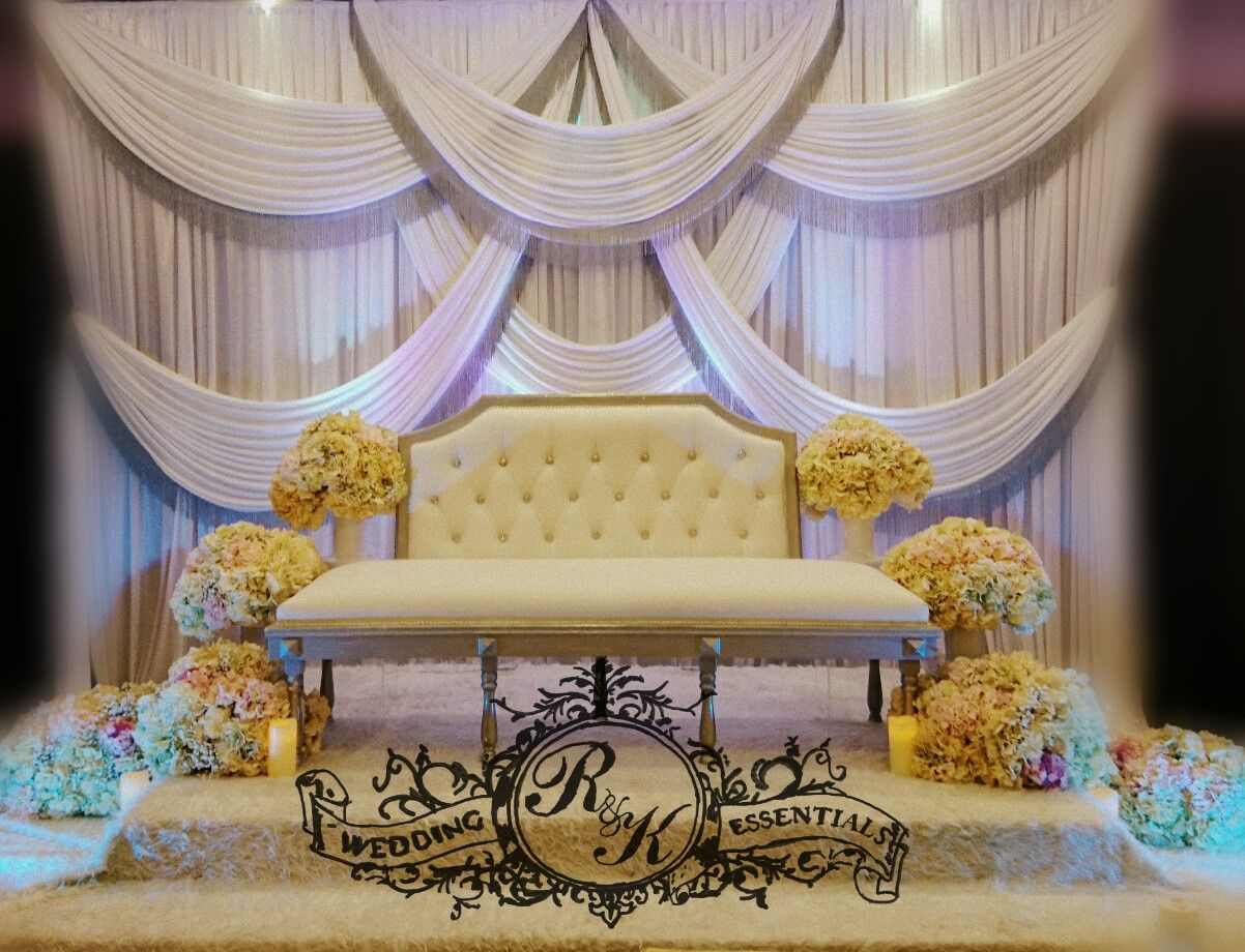 Heavy drapes outlined by long tassels accompanied with beautiful heavy drapes outlined by long tassels accompanied with beautiful hydrangeas created in raintr33 changi rk wedding essentials facebook junglespirit Choice Image