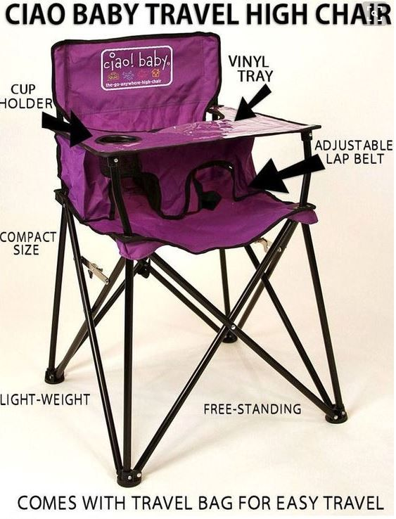 b90d0f8a14c Take a look at this Purple High Chair by Mom-Invented  Kids  Gear on today!