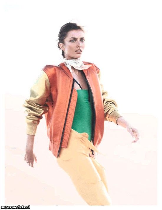 Supermodels.nl Industry News - Andreea Diaconu in 'Dune'...