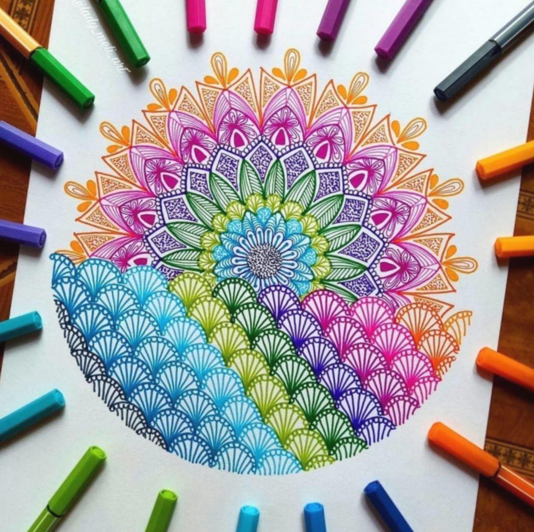 15 Drawing Doodles Videos Hippie Mandala Art Lesson Mandala Design Art Doodle Art Designs