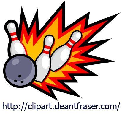 Bowling Clipart Boliches Tarjetas De Invitación Y Tarjetas