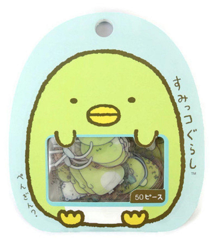 Sumikko Gurashi Penguin? Sticker Set by ShipshapeSupply on Etsy ...