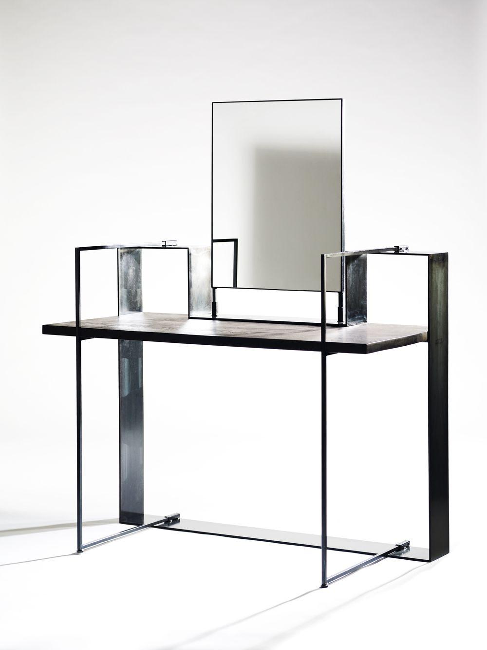 Vanity no by martine brisson squre shaped pinterest vanities