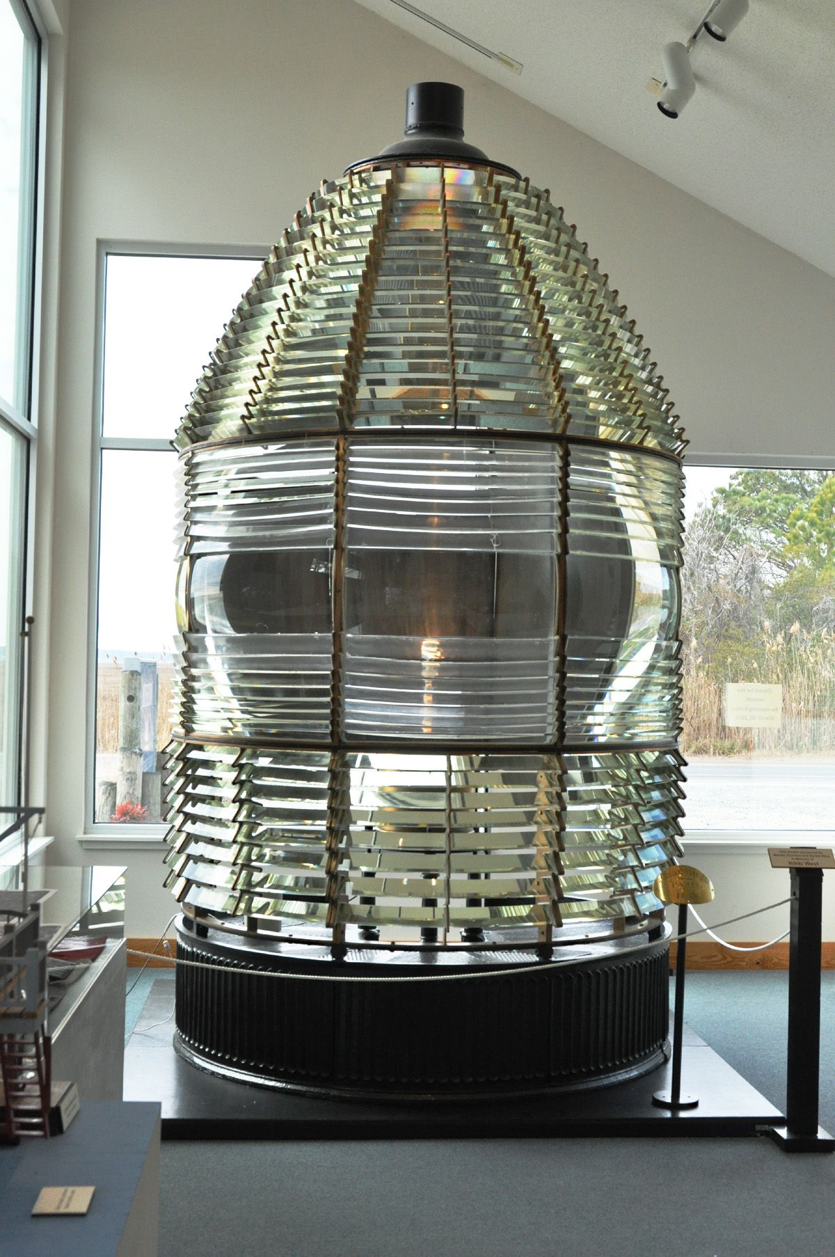 Historical Assateague Lighthouse Beacon